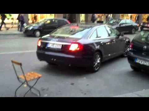 Rache am Parkplatzdieb
