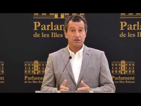 """Company: """"Les ajudes del Govern central no cobriran ni un 10% de la desfeta econòmica de Balears"""""""