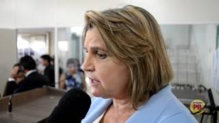 Prefeita Chaguinha fala da festa de emancipação política de Coremas