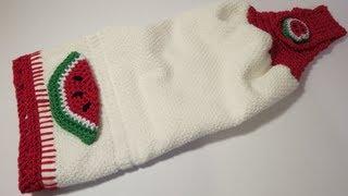 Video Crochet Decorating Towel Watermelon إضافة الكروشيه للمناشف بطيخ MP3, 3GP, MP4, WEBM, AVI, FLV Juni 2019