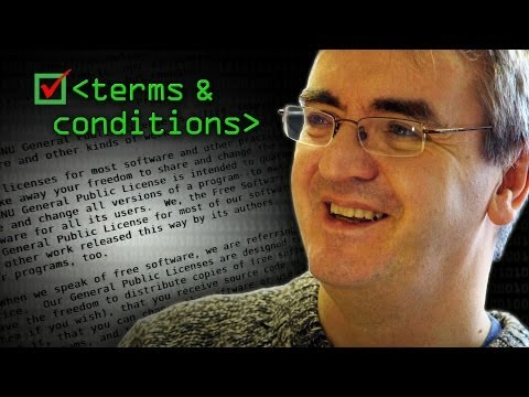 , title : 'Blindly Accepting Terms and Conditions? - Computerphile'