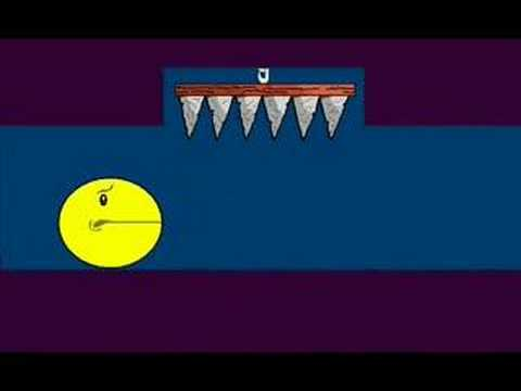 pacman - A funny home-made cartoon which parodies the popular arcade game