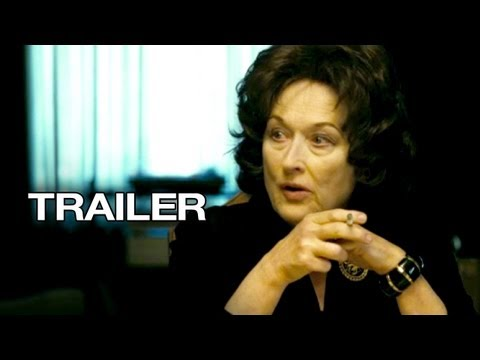 August Osage County Official Trailer #1 (2013) Meryl Streep