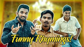 Funny Kirak Rhymings | Hyderabadi Comedy | Warangal Diaries