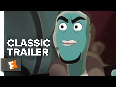 Osmosis Jones (2001) Official Trailer - Bill Murray, Chris Rock Movie HD