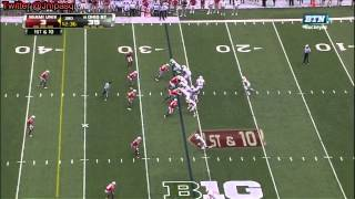 Nick Harwell vs Ohio State (2012)