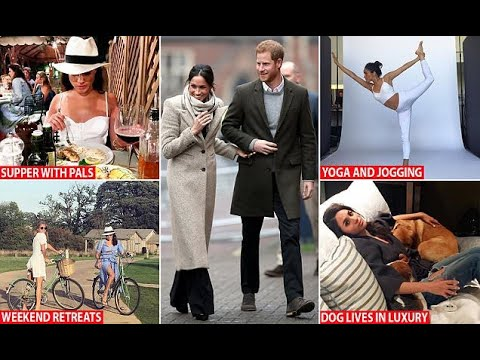 Meghan and Prince Harry's daytime routine