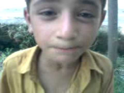 (Panjpir - best tape by a cute one child in swabi panjpir.