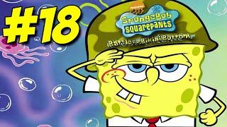 Spongebob Squarepants Battle For Bikini Bottom - Walkthrough Part #18 - Spongebob's Dream Land