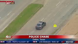 Video MUST WATCH: Police Chase In Dallas, Texas MP3, 3GP, MP4, WEBM, AVI, FLV Januari 2019