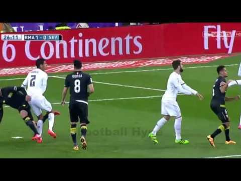 Real Madrid vs Sevilla 4-0 - (La Liga) All Goals & Extended Highlights (English Commentary)