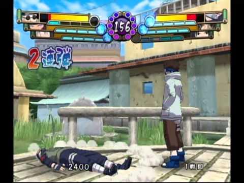 Naruto : Clash of Ninja 3 GameCube