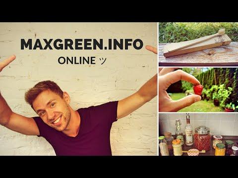 ➤ www.MaxGreen.Info online ツ + BAMBUS ZAHNBÜRSTEN & Reminder #BockAufNeues | Max GREEN