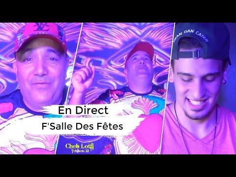 Cheb lotfi - en direct F salle des fêtes - avec Tchikou 22 ©️ clip 2020