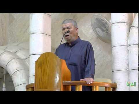 خطبة الجمعة لفضيلة الشيخ عبد الله 8/5/2015