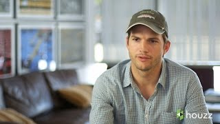My Houzz: Ashton Kutcher's Surprise Renovation for His Mom