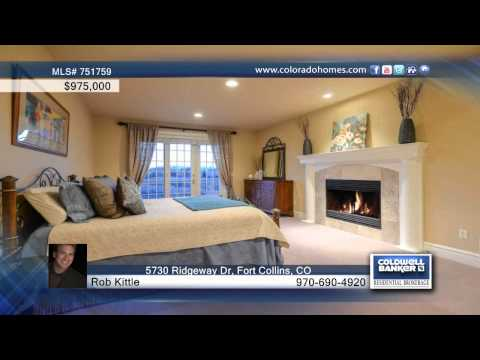 5730 Ridgeway Dr  Fort Collins, CO Homes for Sale | coloradohomes.com