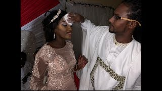 Reception de mariage entre Pape Sidy Fall et Khaadia SY