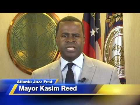 AJF 2014 | Mayor Kasim Reed PSA