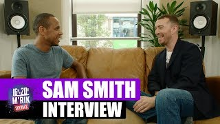 Interview Sam Smith x Mrik