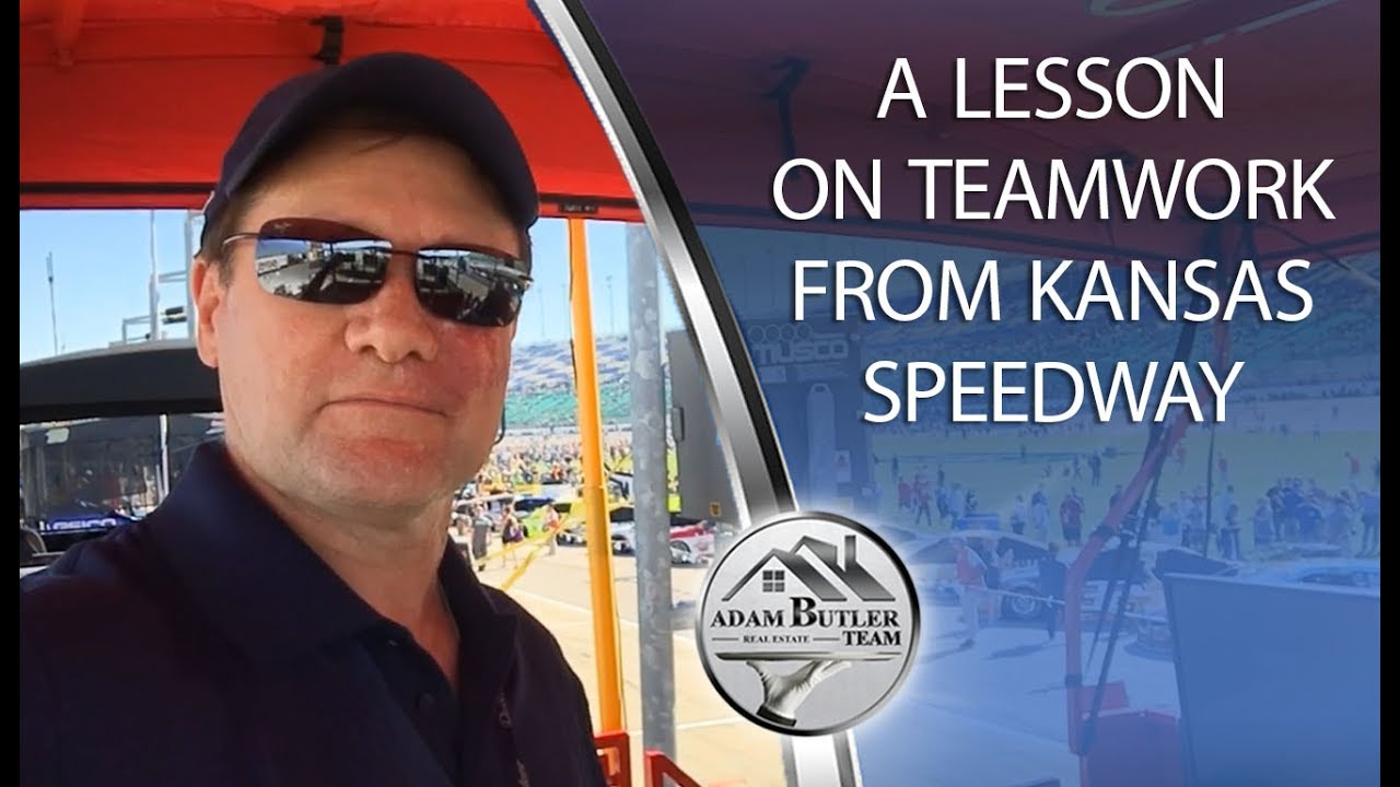 Taking a Page on Teamwork From Kansas Speedway