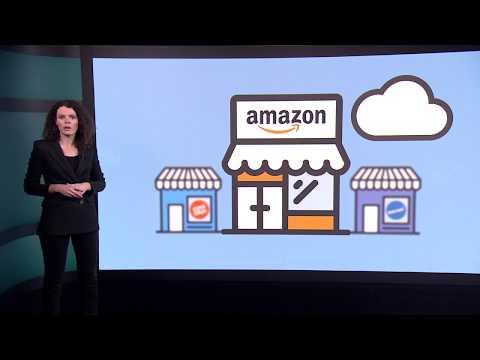 Amazon komt eraan einde Bol.com? в Z zoekt uit