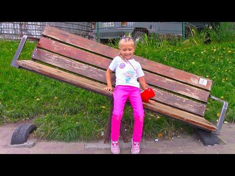 ВЛОГ Смешные и Интересные Моменты с Ярославой ЗА КАДРОМ Видео для детей