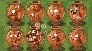 Plants Vs Zombies 2 Rompejarrones de Zombies CabezonesLos zombies cabezones están de vuelta, y en este rompejarrones debemos derrotarlos a todos antes que lleguen a la casa de Dave, es por eso que se ha escogido a las plantas ideales para derrotarlos a todos.