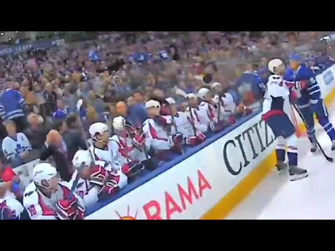 Ozzy Man Reviews Ice Hockey vs Soccer