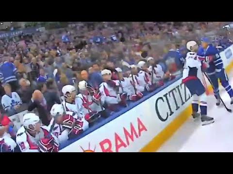 Ozzy Man Reviews Ice Hockey vs Soccer