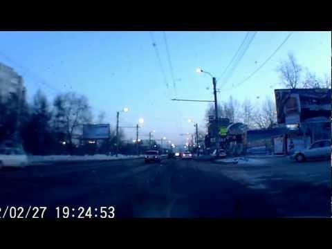Краснодарская, 27 февраля 2012, Лада 2107