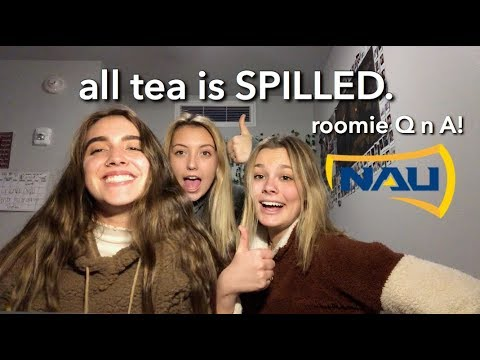 HOW TO GET THE PERFECT ROOMMATE // roomie q n a