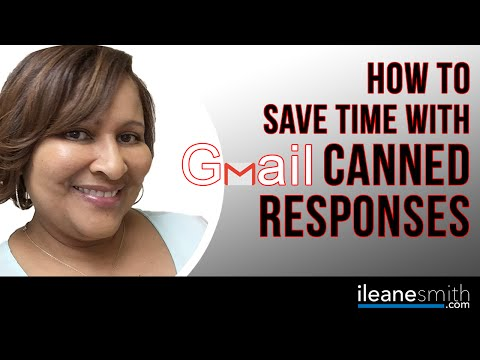 Watch 'Gmail Canned Response Emails Save Time (And Help Get Your Emails Opened)'