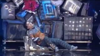 Atai Omurzakov 2011 WALL-E - the best robot dance