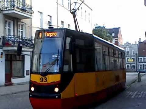 Grudziądz: Pożegnanie linii tramwajowej nr 1