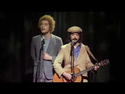 Simon & Garfunkel Gig - Flight of the Conchords