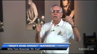 CSI Presents Dr.Cue: Kicking And Banking #11 Sight And Shoot Banking
