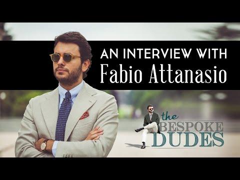 Interviewed by Gentlemen's Gazette