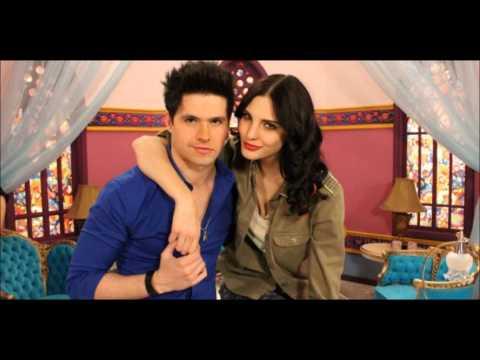 telenovela miss xv - Las 3 parejas protaginistas de la telenovela.