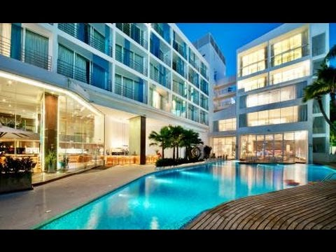 Dusit D2 Baraquda Pattaya Hotel – Hotel Video Guide