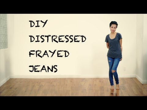 Distressed - BLOG :: http://wendyslookbook.com Hi everyone! Distressed jeans are one of my favorite denim styles. It pairs well with casual and edgy looks. I love the ...