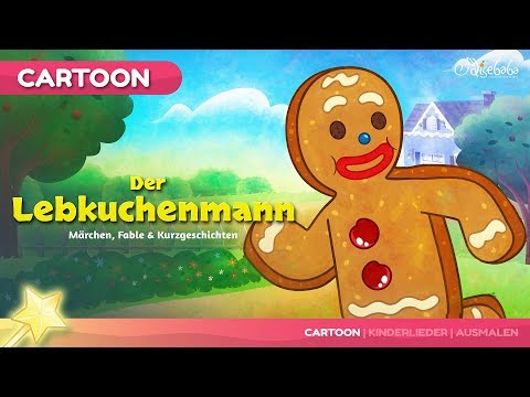 Märchen für Kinder - Folge 32: Der Lebkuchenmann