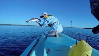 Solo Skiff Fishing 1