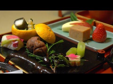 高野の食文化とおもてなし 精進料理・和菓子