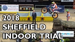 Video Sheffield Indoor Motorbike Trial 2018 - BEST BITS MP3, 3GP, MP4, WEBM, AVI, FLV Desember 2018
