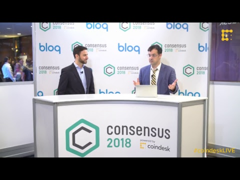 #CoinDeskLIVE from #Consensus2018 - Day 3 video