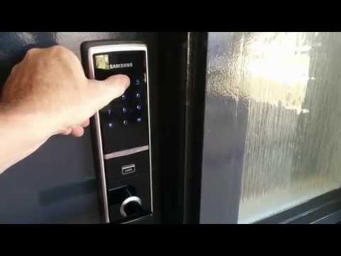 Samsung SHS H620 Door Lock Issues