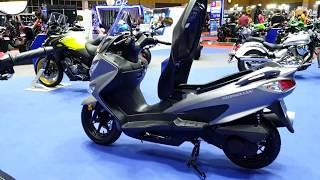 4. Suzuki Burgman 200 ABS 2019