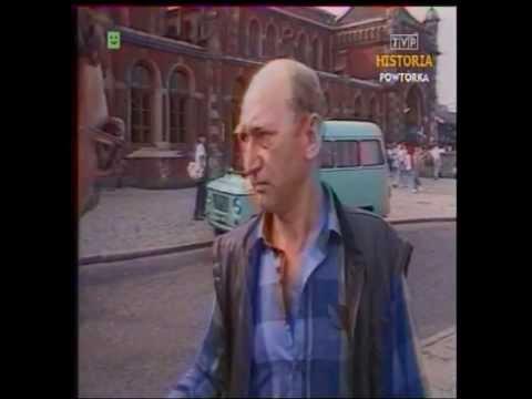 PRL 1989 Gdańsk. Sonda uliczna dot. strajków. Za komuny było lepiej.