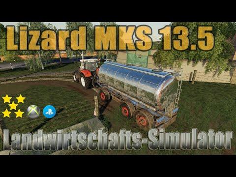 Lizard MKS 13.5 v1.0.0.0